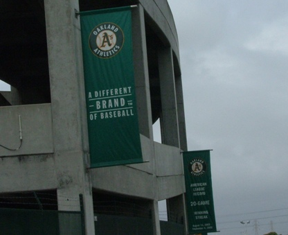 A's Banners