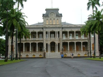 'olani Palace (The Royal Palace) - Only one in the US